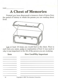 from B&B a chest of memories