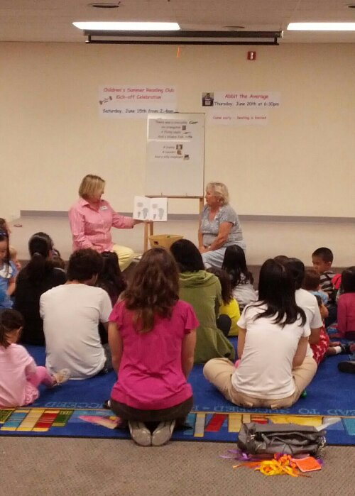 buena park library story time