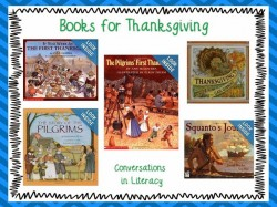 books for thanksg