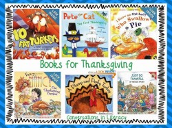 books for thanksgiving
